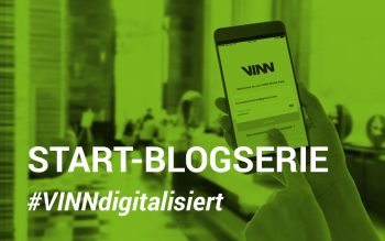 Start Blogserie #VINNdigitalisiert Hotellerie