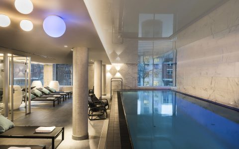 Adina Apartment Hotel Hamburg Speicherstadt - Pool