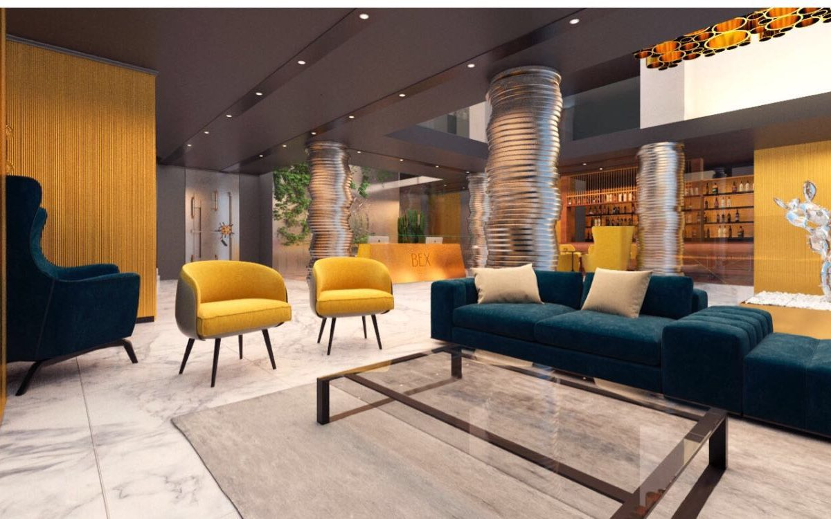 design plus bex hotel gran canaria new vinn project