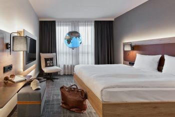 Moxy Hotel Berlin Humboldthain Park