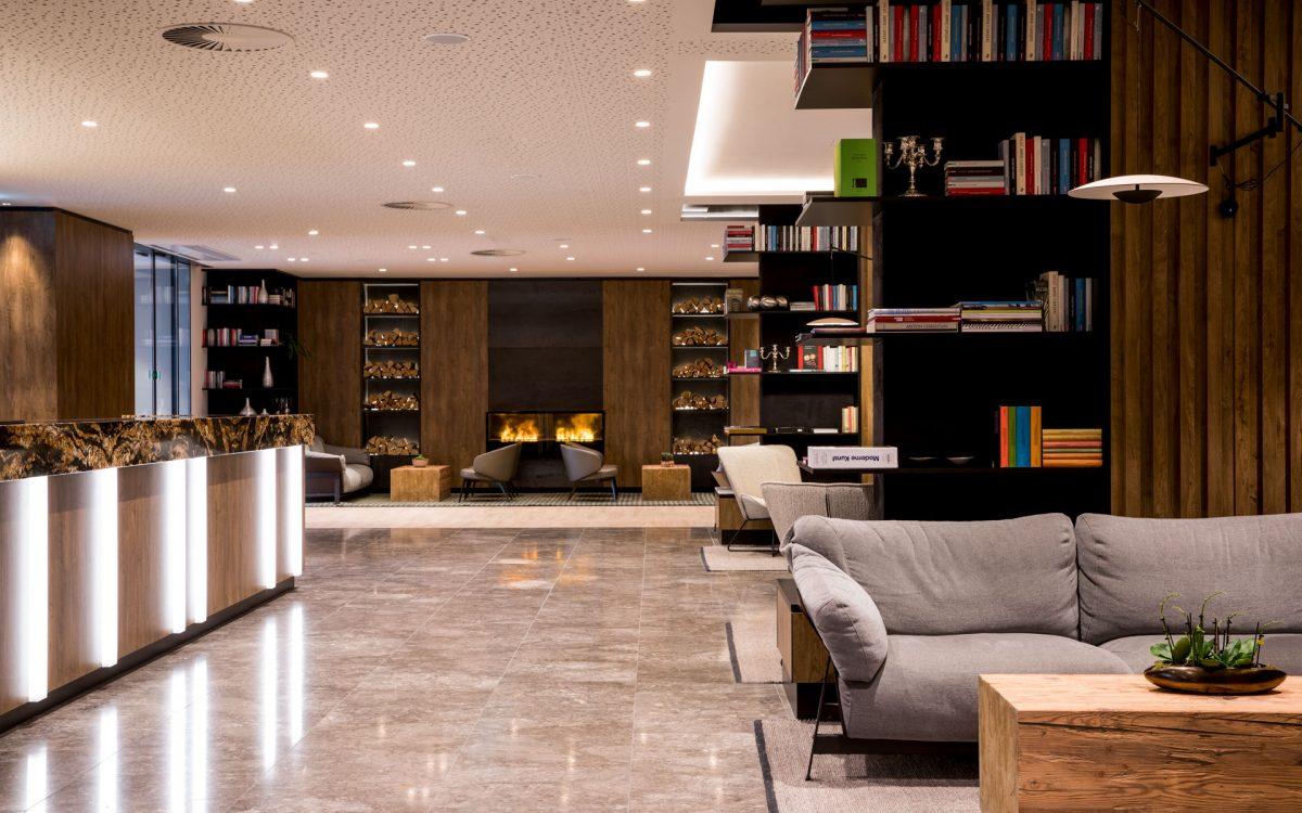AC Hotel by Marriott Innsbruck VINN Lobby